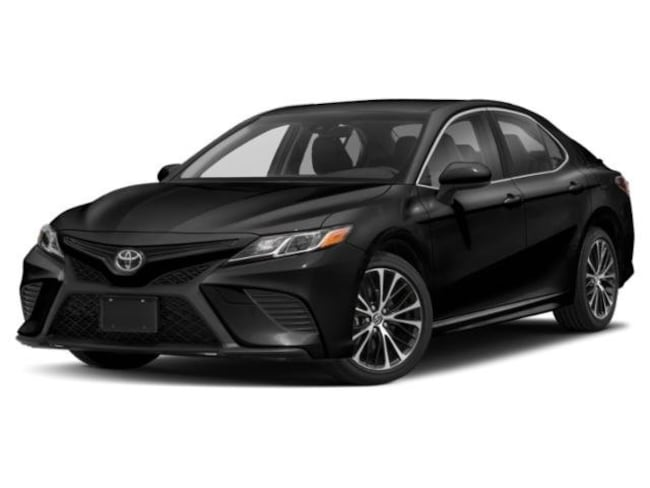 New 2019 Toyota Camry SE Sedan Brookhaven, MS