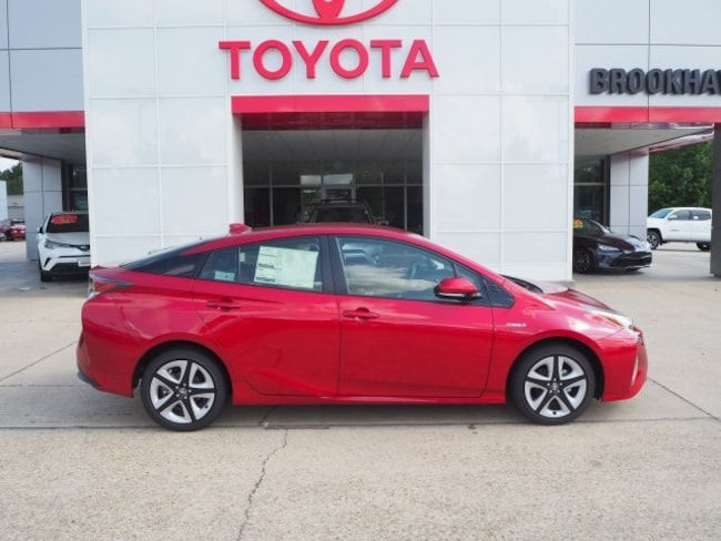 New 2018 Toyota Prius Four Touring Hatchback Brookhaven, MS