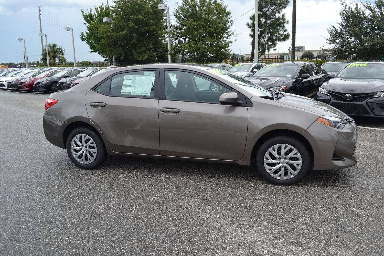 New Toyota Specials near Orlando | 2018 Toyota car deals