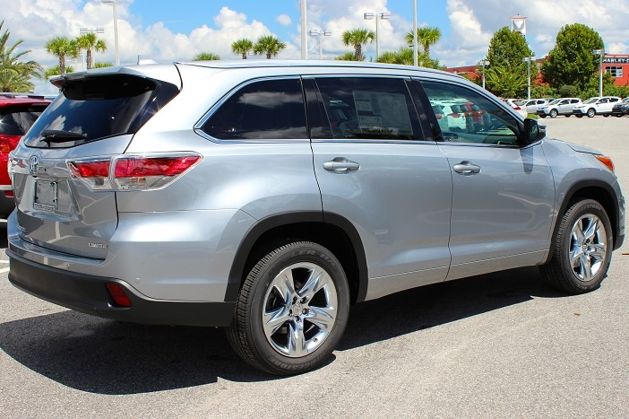 New Toyota Suv Near Orlando Toyota For Sale