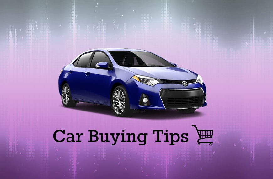 Buying a car near Orlando