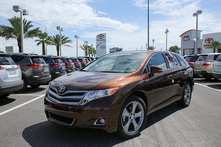2015 Toyota Venza Model Info New Toyota Near Orlando