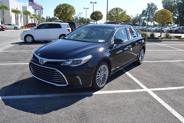 2017 toyota avalon model info toyota sedan near orlando. Black Bedroom Furniture Sets. Home Design Ideas
