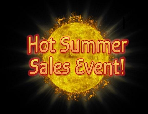 Toyota Corolla Tires >> Hot Summer Sales Event | Toyota specials near Orlando