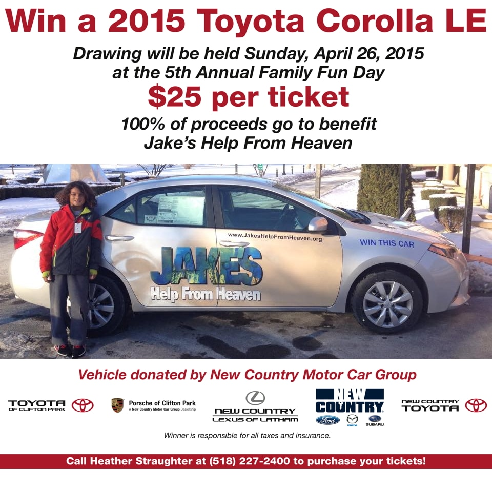 Win A Toyota ...