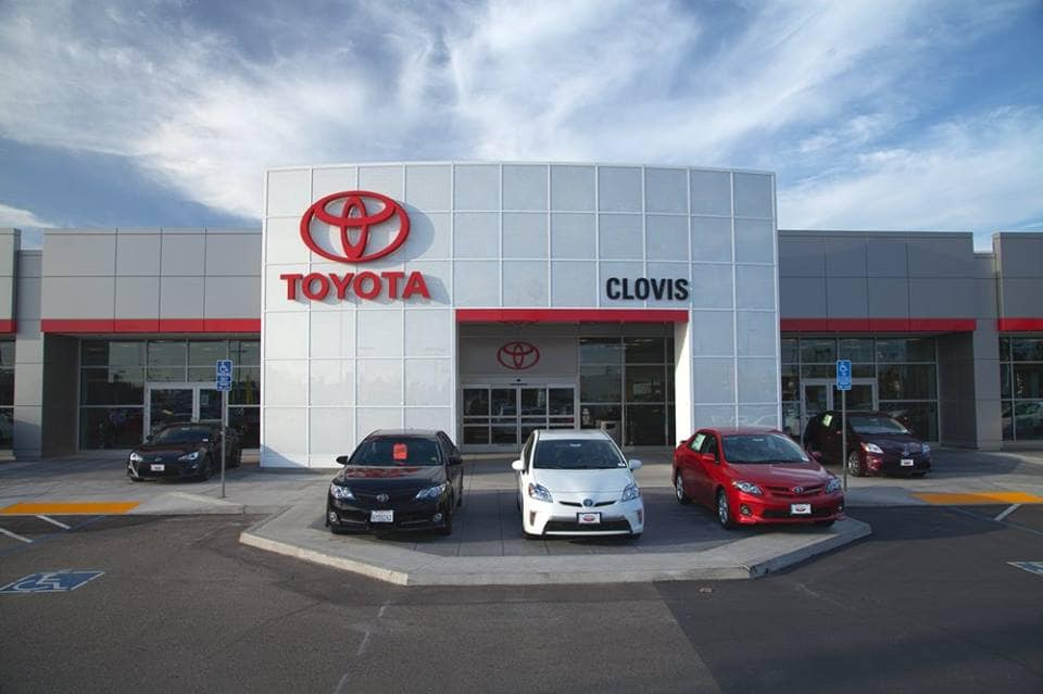 Michael'S Toyota Service >> Toyota Of Clovis Toyota Dealer New And Used Car Sales Service And