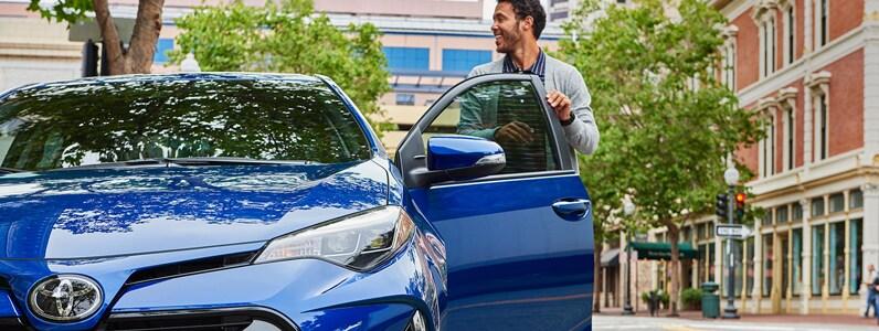 Toyota Smart Entry System