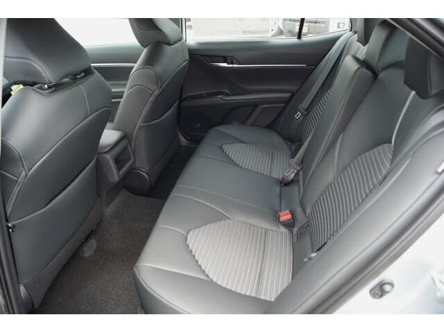 New 2019 Toyota Camry Sedan SE Celestial Silver Metallic For