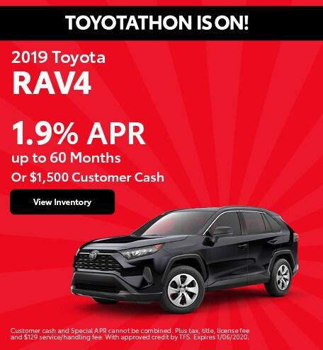 2019 - RAV4 - December