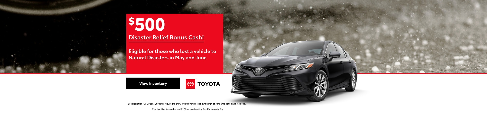 Toyota Dealers In Arkansas >> Toyota Of Fayetteville Toyota Dealership Sells New And Used Cars