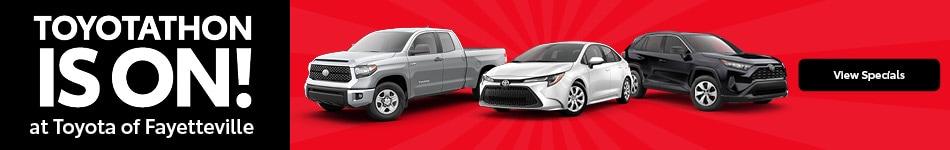 2019 - Toyotathon is On - December