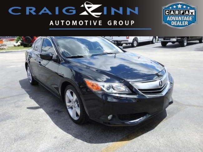 Used 2015 Acura ILX ILX 5-Speed Automatic with Technology Package Sedan in Pembroke Pines