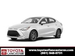 New 2019 Toyota Yaris Sedan LE Sedan