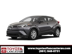 New 2019 Toyota C-HR LE SUV