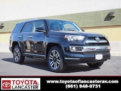 New 2018 Toyota 4Runner Limited SUV for sale Philadelphia
