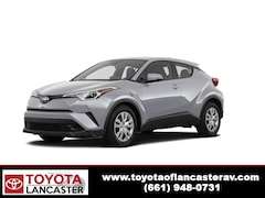New 2019 Toyota C-HR LE SUV for sale Philadelphia