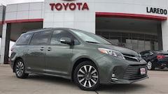 New 2019 Toyota Sienna Limited Premium 7 Passenger Van in Laredo, TX