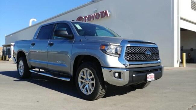 New 2019 Toyota Tundra SR5 4.6L V8 Truck CrewMax in Laredo, TX