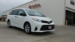 New 2019 Toyota Sienna L 7 Passenger Van in Laredo, TX