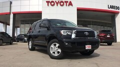 New 2019 Toyota Sequoia SR5 SUV in Laredo, TX