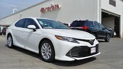 New 2019 Toyota Camry LE Sedan in Laredo, TX