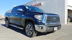 New 2019 Toyota Tundra 1794 5.7L V8 Truck CrewMax in Laredo, TX
