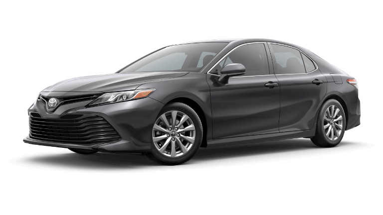 2020 Toyota Camry LE in Predawn Gray