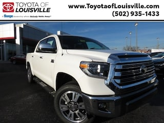 New Toyota 2019 Toyota Tundra 1794 5.7L V8 Truck CrewMax in Louisville, KY