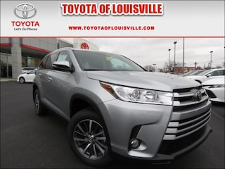 New Toyota 2019 Toyota Highlander XLE V6 SUV in Louisville, KY