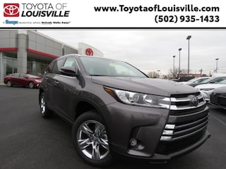 New Toyota 2019 Toyota Highlander Limited V6 SUV in Louisville, KY