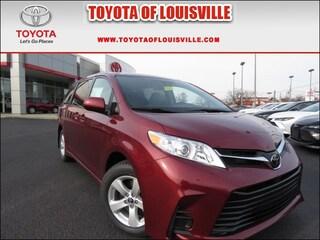 New Toyota 2019 Toyota Sienna LE 8 Passenger Van in Louisville, KY
