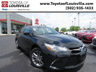 Used Vehicle 2017 Toyota Camry SE Sedan for sale in Louisville, KY