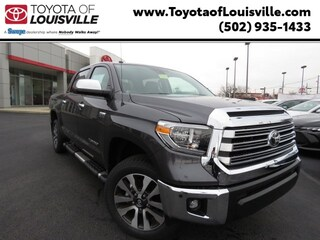 New Toyota 2019 Toyota Tundra Limited 5.7L V8 Truck CrewMax in Louisville, KY