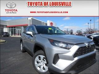 New Toyota 2019 Toyota RAV4 LE SUV in Louisville, KY