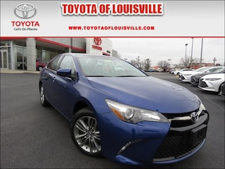 Used Vehicle 2016 Toyota Camry SE Sedan for sale in Louisville, KY