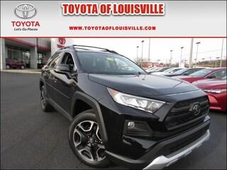 New Toyota 2019 Toyota RAV4 Adventure SUV in Louisville, KY