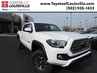 New Toyota 2019 Toyota Tacoma TRD Off Road V6 Truck Double Cab in Louisville, KY