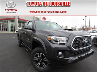 New Toyota 2019 Toyota Tacoma TRD Sport V6 Truck Double Cab in Louisville, KY