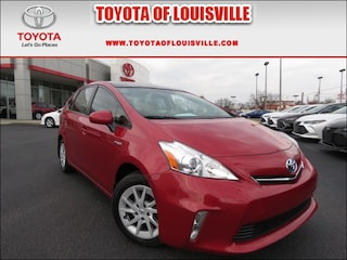Under $10K Used Vehicles 2014 Toyota Prius v Three Wagon for sale in Louisville, KY