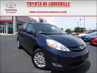 Under $10K Used Vehicles 2007 Toyota Sienna XLE Van for sale in Louisville, KY