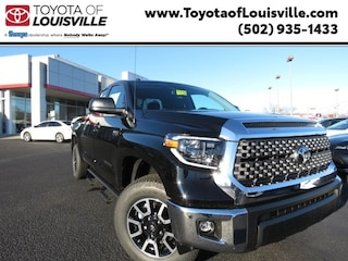 New Toyota 2019 Toyota Tundra SR5 5.7L V8 w/FFV Truck Double Cab in Louisville, KY