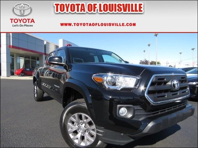 2016 Toyota Tacoma SR5 Truck Double Cab
