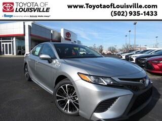 New Toyota 2019 Toyota Camry SE Sedan in Louisville, KY
