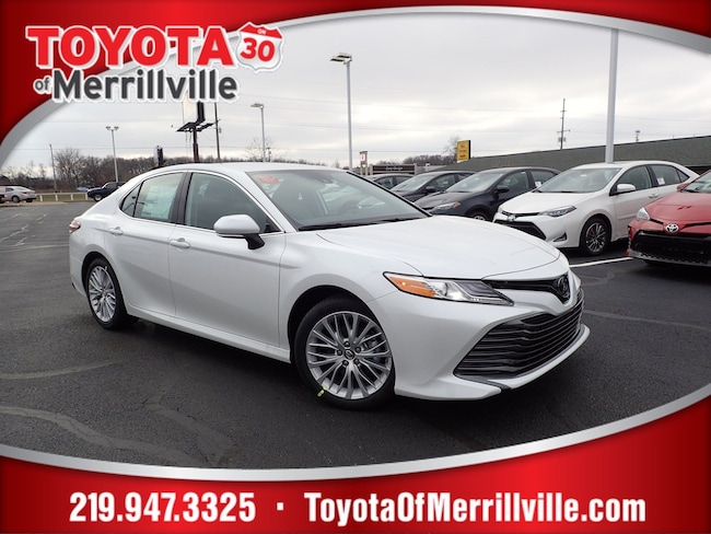 New 2019 Toyota Camry XLE Sedan For Sale in Merrillville, IN