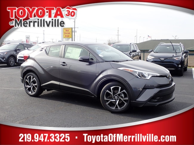 New 2019 Toyota C-HR XLE SUV For Sale in Merrillville, IN