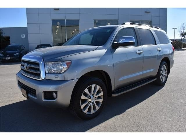 2014 Toyota Sequoia Limited 5.7L V8 SUV
