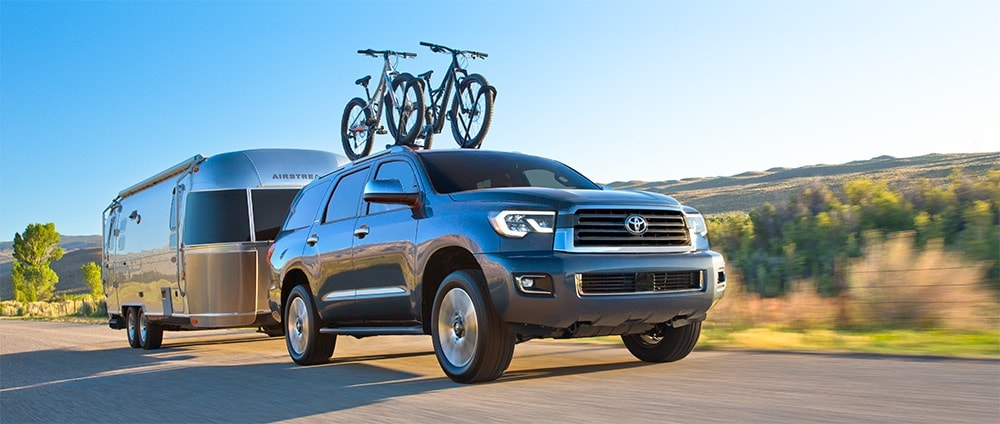 Find Your Toyota Truck's Towing Capacity by VIN | Toyota Of