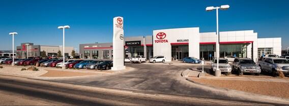 Toyota Of Midland >> About Toyota Of Midland New Toyota Dealership In Midland