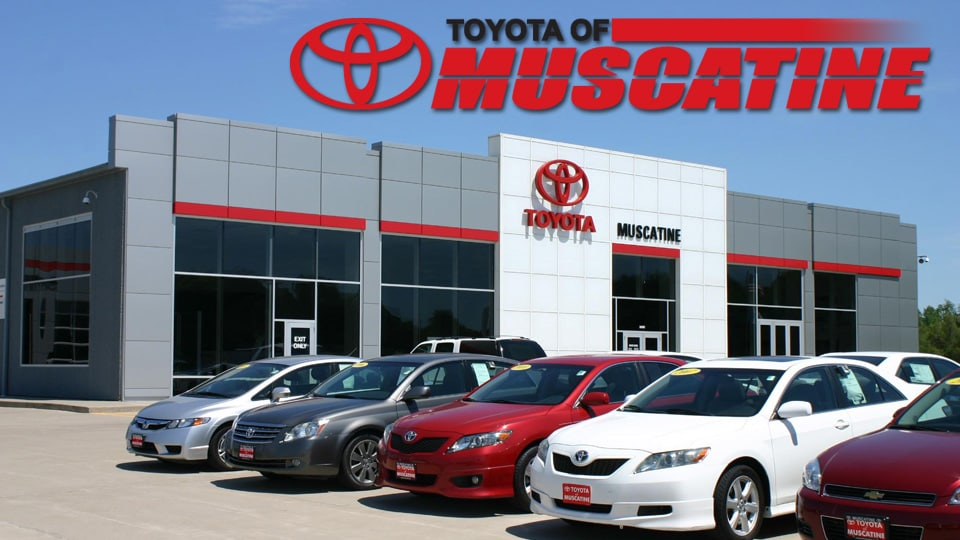About Toyota of Muscatine | New Toyota and Used Car Dealer Serving