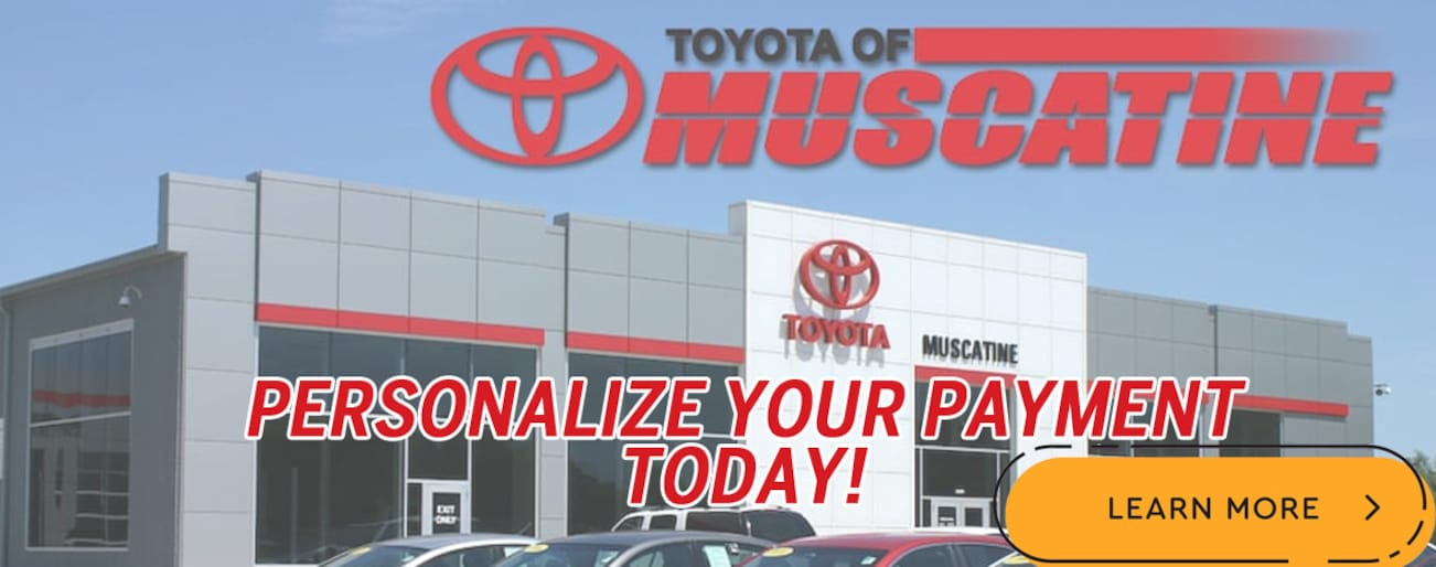 New & Used Cars & Trucks | Toyota of Muscatine | Muscatine, IA